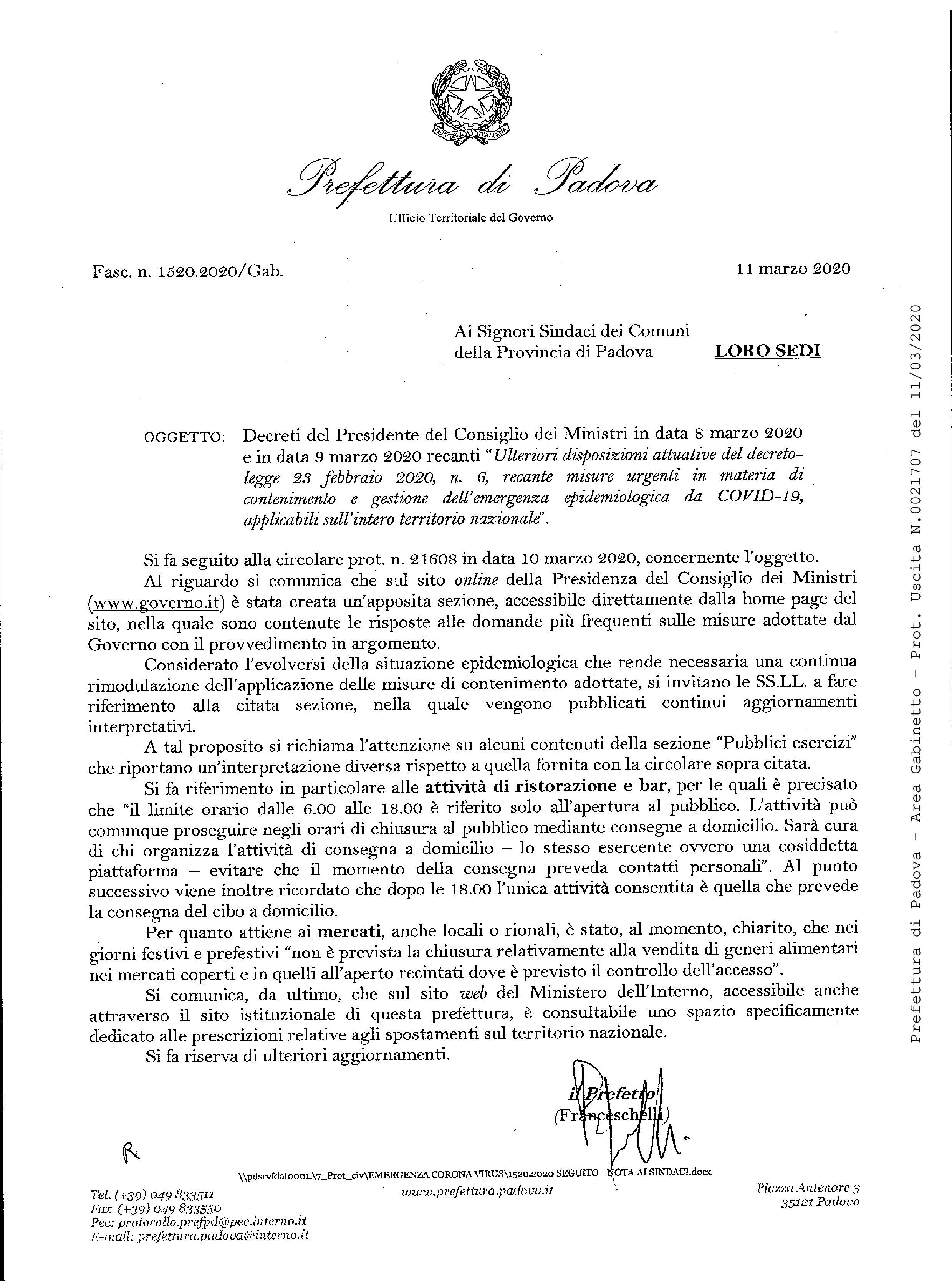 Comune di Correzzola (PD)